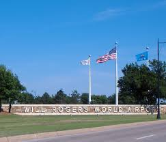 United Baggage Claim Lost And Found At Oklahoma City U0027s Will Rogers World Airport