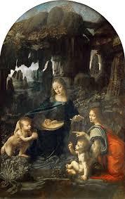 most famous paintings of da vinci