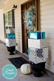 Christmas Table Decorations Blue And White by Best 25 Blue Christmas Ideas On Pinterest Blue Christmas Decor