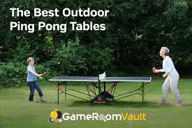 compare ping pong tables best outdoor ping pong tables reviewed for 2018