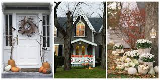 30 outdoor halloween decorations easy halloween yard and porch