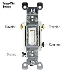 Replacing A Light Switch Replacing Two Three Way Switches Problem With Replacement