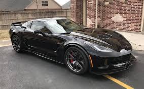 chrome corvette wheels chevrolet corvette 2017 forgeline z06 chrome wheels vx1r