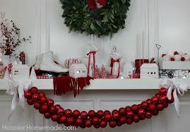 diy ornament garland hometalk