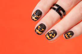 Halloween Nail Art Pumpkin - freehand nail art archives page 3 of 12 sonailicious
