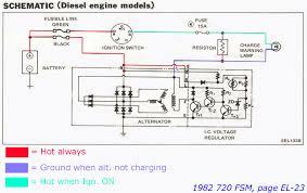 denso voltage regulator wiring diagram free for alternator