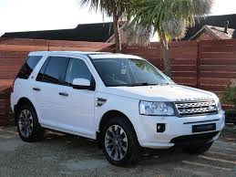 white land rover black rims used fiji white land rover freelander for sale dorset