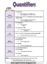 count and non count nouns quantifiers english trainer online