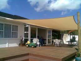 Backyard Canopy Ideas by Diy Wishlist A Patio Shade Sail Apartment Therapy Patio Shades