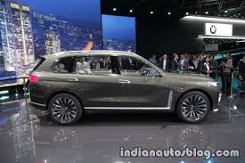 bmw concept x7 iperformance showcased at iaa 2017 gallery update