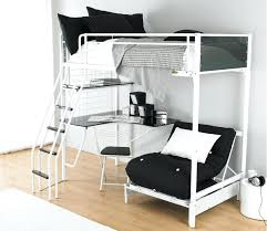 loft bed with desk and futon chair u2013 plfixtures info