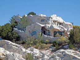 new mexico house norah pierson u0027s u0027flintstone house u0027 near lamy nm known loc u2026 flickr