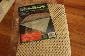 Non Slip Rug Pads For Laminate Floors Non Slip Rug Padding For Carpeted Floors Carpet Vidalondon