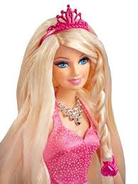 barbie cut u0027n style princess doll