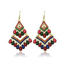 handmade paper earrings 21284poster jpg