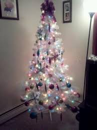 white christmas tree with multicolor lights walmart christmas tree fabulous white christmas tree walmart with