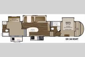 Fifth Wheel Floor Plans Heartland Elkridge Fifth Wheels Multiple Bunkhouse Models Offer