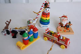 s odds and ends basic fisher price collectable ornaments