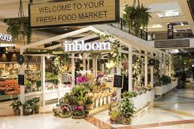 flower store inbloom flower kiosk by span design burwood australia camra s