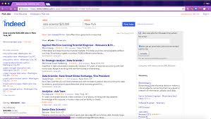 How To Upload New Resume On Indeed Web Scraping Job Postings From Indeed U2013 Michael Salmon U2013 Medium