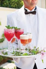 cocktail recipes floral cocktail recipes from a sea island celebration flower