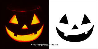 10 easy halloween pumpkin carving stencils patterns u0026 printables