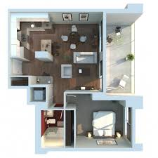 Studio Apartment Floor Plans Home Design Apartment Floor Plans Small Places And On Pinterest