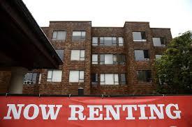 average rent us u s apartment rents leap at fastest pace since crisis wsj