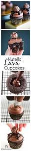 nutella lava cupcakes cleobuttera