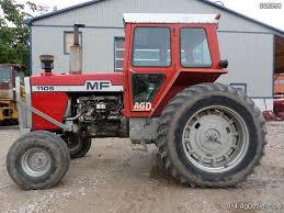 1975 massey ferguson 1105 tracteur for sale agdealer com
