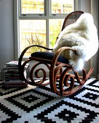 dear little house bentwood rocker restoration ideas