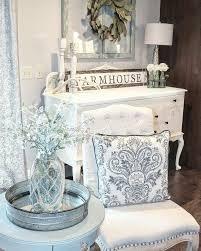 glam farmhouse decor vintage buffet farmhouse style pinterest