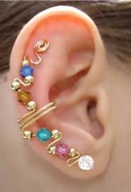 ear wraps ear wraps ear cuffs d alatrou creations