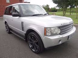 land rover vogue 2005 2005 land rover range rover 3 0 td6 vogue 5dr full mot auto diesel