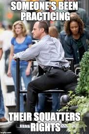 Butt Meme - christopher meloni s butt it s a meme now strange beaver