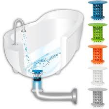 Bathtub Hair Stopper Kcasa Simply Multifunctional Bathromm Bathtub Drain Protector Hair