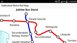 Metro Rail Map by Hyderabad Metro Rail Map Android Apps On Google Play