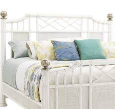 tommy bahama home ivory key queen pritchards bay panel headboard
