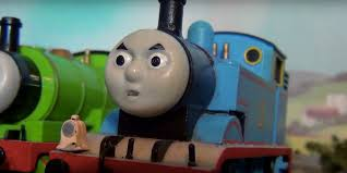 Thomas The Tank Engine Meme - thomas the tank engine accounts got into the best twitter beef of
