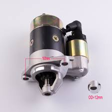 aliexpress com buy generator motor starter qd114a 12v 0 8kw