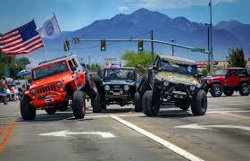jeep lifestyle teraflex july 4th parade 2016 teraflex