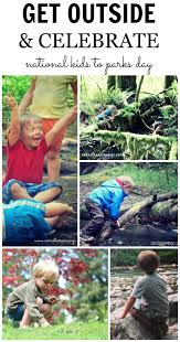 outdoor activities for kids create the right environment