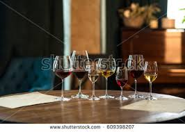 Types Of Wine Glasses And Their Uses About Glass Different Glasses Of Wine Stock Images Royalty Free Images
