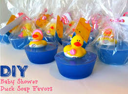 rubber duckie baby shower baby shower duck soap favors