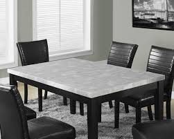 marble dining room sets modern marble dining table in white color pros and cons