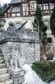 peles castle transylvania romania