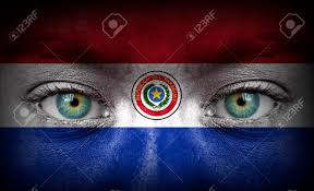 Paraguayan Flag Paraguay Fan Stock Photos Royalty Free Paraguay Fan Images And