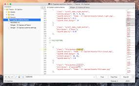 github iccir el capitan theme os x yosemite inspired theme for