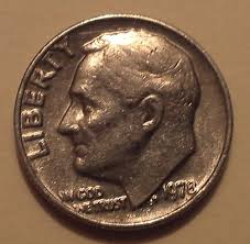 1978 dime error i a 1966 1975 and 1978 dime with no mint and i m