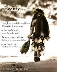 say beautiful in hawaiian hawaiian hawaii and